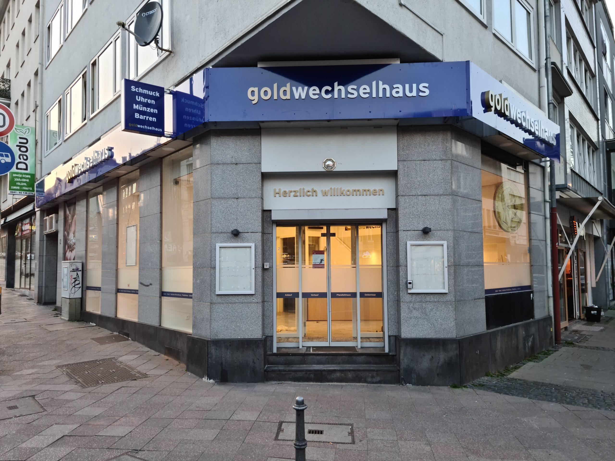 Goudwisselkantoor betreedt Duitse markt