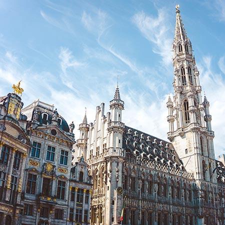 Goud verkopen in het Hoofdstedelijk Gewest Brussel