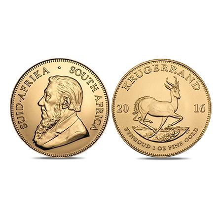 Gouden Krugerrand