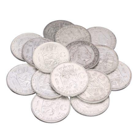 Zilveren guldens verkopen