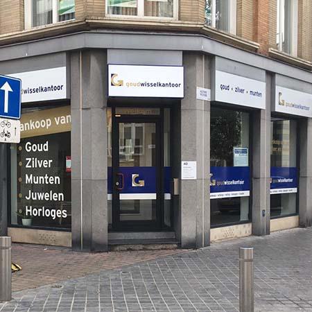 Ik wil mijn goud verkopen in Nieuwpoort