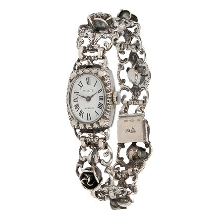 Zilveren horloges