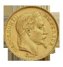 Gouden Napoleon Frankrijk