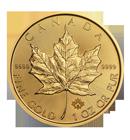 Gouden Maple Leaf