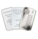 Zilverbaar 31,1 gram