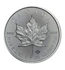 Maple Leaf zilver 1 OZ